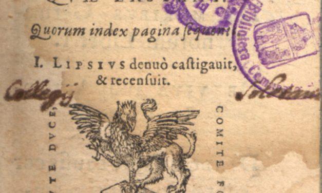 TESTIGOS HOSTILES DE CRISTO (SIGLO I Y II)